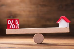 住宅ローンの割合